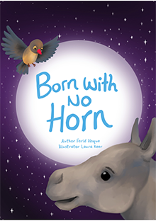 Born With no  Horn